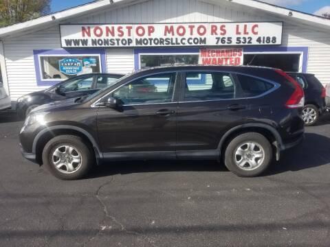 2013 Honda CR-V for sale at Nonstop Motors in Indianapolis IN