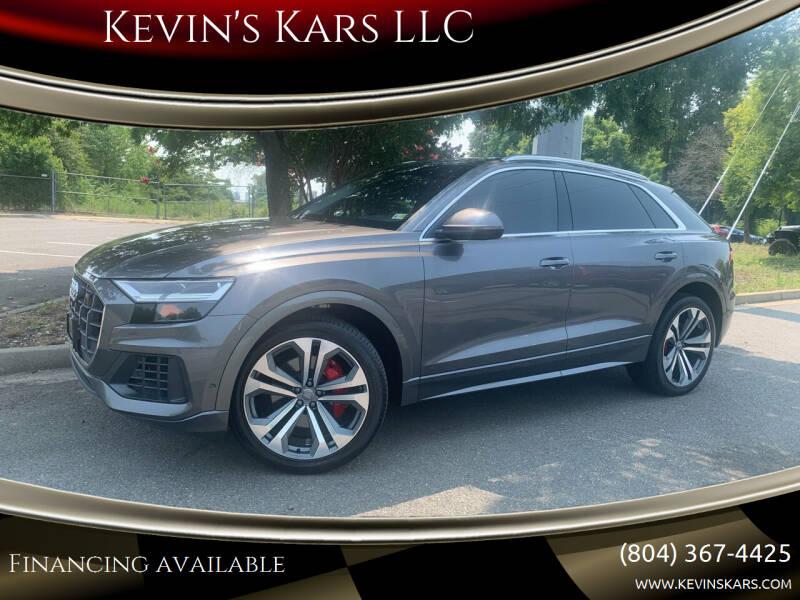 2019 Audi Q8 for sale at Kevin's Kars LLC in Richmond VA