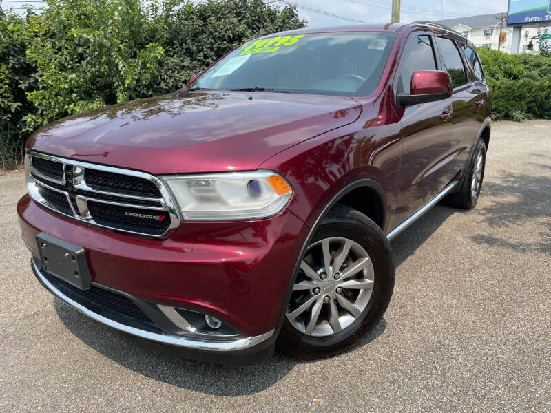 2017 Dodge Durango for sale at Craven Cars in Louisville KY