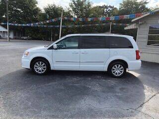 2014 Chrysler Town and Country for sale at Howard Johnson's  Auto Mart, Inc. in Hot Springs AR