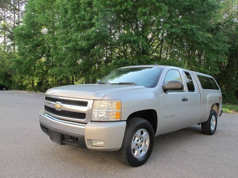 2008 Chevrolet Silverado 1500 for sale at Best Import Auto Sales Inc. in Raleigh NC