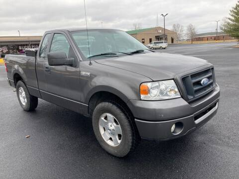 2007 Ford F-150 for sale at 1A Auto Mart Inc in Smyrna TN