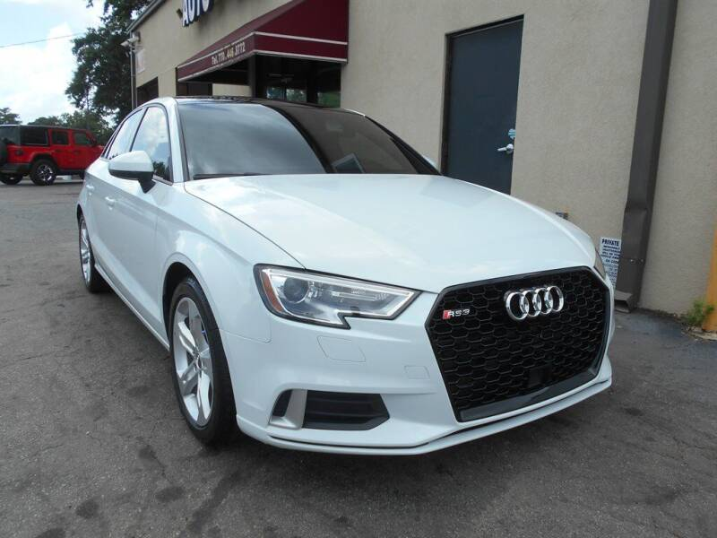2017 Audi A3 for sale at AutoStar Norcross in Norcross GA