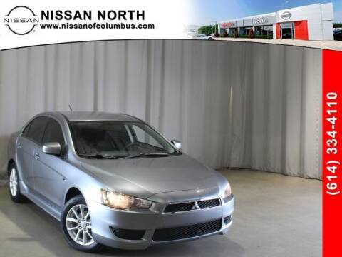 2015 Mitsubishi Lancer for sale at Auto Center of Columbus in Columbus OH