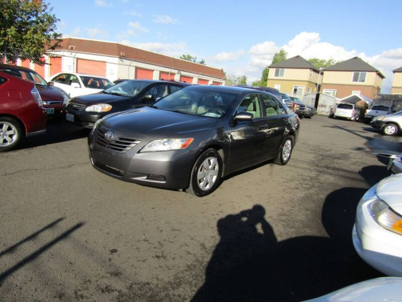 2007 Toyota Camry for sale at ARISTA CAR COMPANY LLC in Portland OR