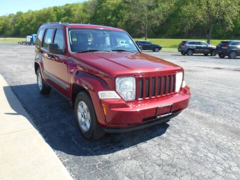2012 Jeep Liberty for sale at Maczuk Automotive Group in Hermann MO