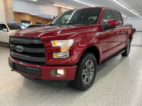 2016 Ford F-150 for sale at Dixie Imports in Fairfield OH