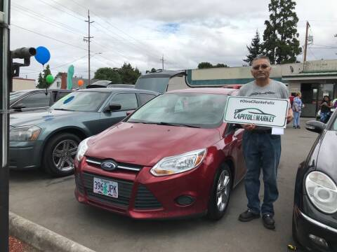 2013 Ford Focus for sale at Salem Auto Market in Salem OR