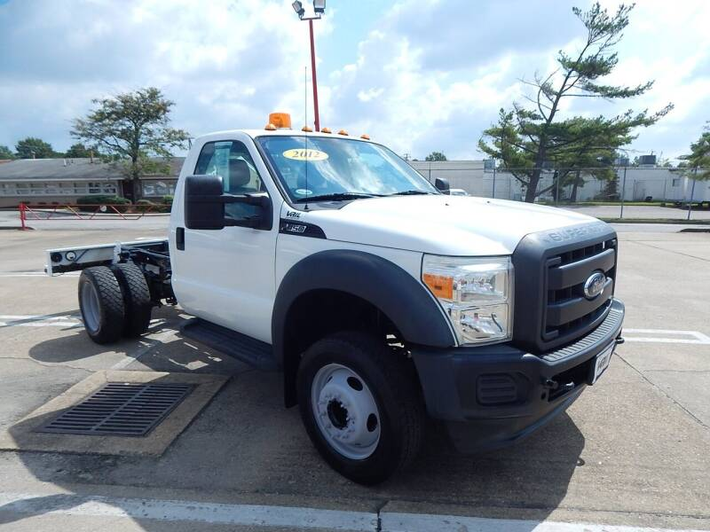 2012 Ford F-450 Super Duty for sale at Vail Automotive in Norfolk VA