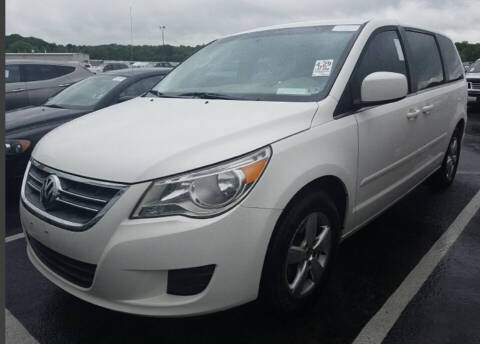 2010 Volkswagen Routan for sale at Auto Town Used Cars in Morgantown WV