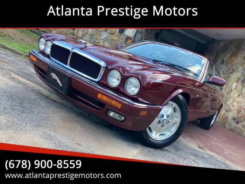 1997 Jaguar XJ-Series for sale at Atlanta Prestige Motors in Decatur GA