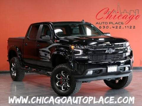 2019 Chevrolet Silverado 1500 for sale at Chicago Auto Place in Bensenville IL
