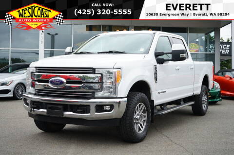 2017 Ford F-350 Super Duty for sale at West Coast Auto Works in Edmonds WA