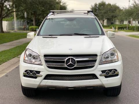 2011 Mercedes-Benz GL-Class for sale at Presidents Cars LLC in Orlando FL