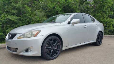 2007 Lexus IS 350 for sale at Houston Auto Preowned in Houston TX