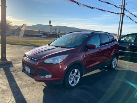 2014 Ford Escape for sale at Auto Image Auto Sales in Pocatello ID