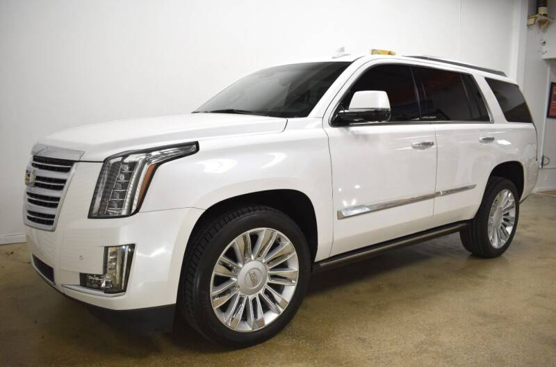 2016 Cadillac Escalade for sale at Thoroughbred Motors in Wellington FL