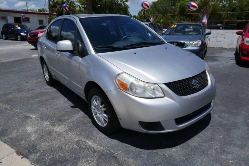 2013 Suzuki SX4 for sale at J Linn Motors in Clearwater FL