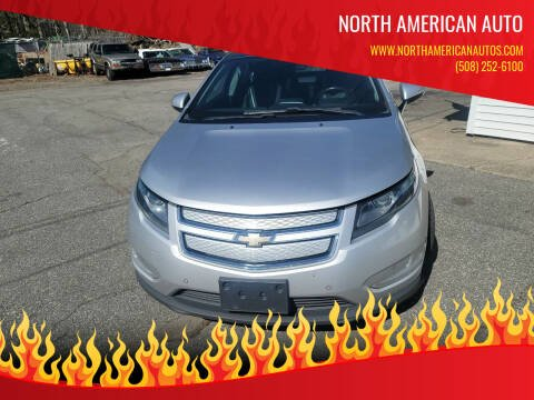 2012 Chevrolet Volt for sale at North American Auto in Rehoboth MA