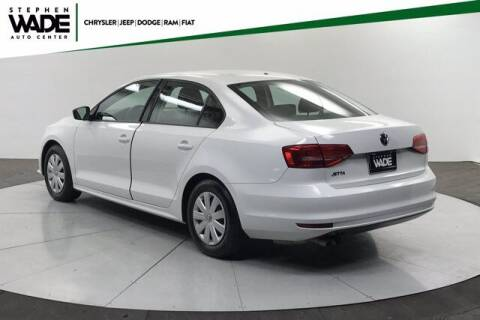 2015 Volkswagen Jetta for sale at Stephen Wade Pre-Owned Supercenter in Saint George UT