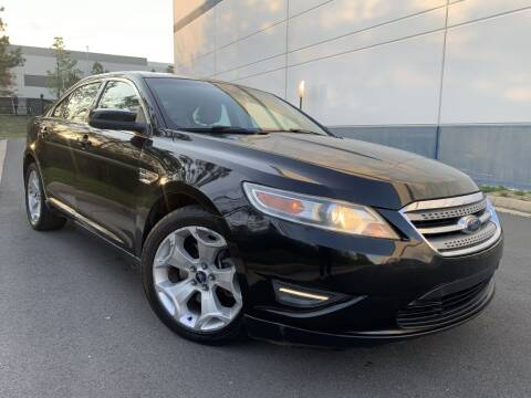 2010 Ford Taurus for sale at PM Auto Group LLC in Chantilly VA