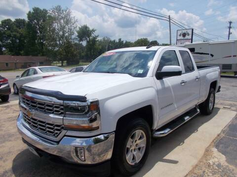 2016 Chevrolet Silverado 1500 for sale at High Country Motors in Mountain Home AR