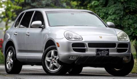 2005 Porsche Cayenne for sale at MS Motors in Portland OR