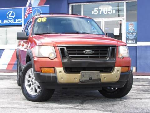 2008 Ford Explorer for sale at VIP AUTO ENTERPRISE INC. in Orlando FL