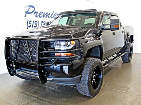 2018 Chevrolet Silverado 1500 for sale at Premier Automotive Group in Milford OH