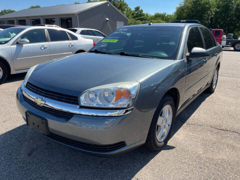 2005 Chevrolet Malibu for sale at Blake Hollenbeck Auto Sales in Greenville MI