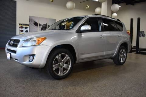 2010 Toyota RAV4 for sale at DONE DEAL MOTORS in Canton MA