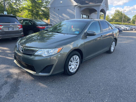 2013 Toyota Camry for sale at Priority Auto Mall in Lakewood NJ