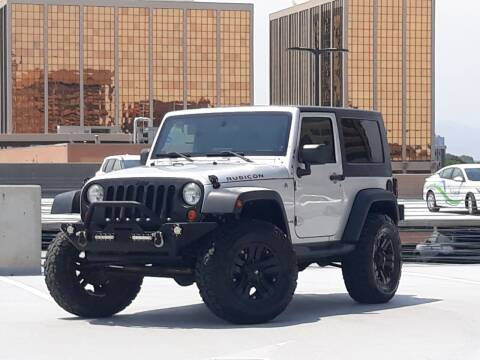 2007 Jeep Wrangler for sale at Pammi Motors in Glendale CO