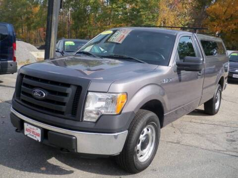 2011 Ford F-150 for sale at Charlies Auto Village in Pelham NH