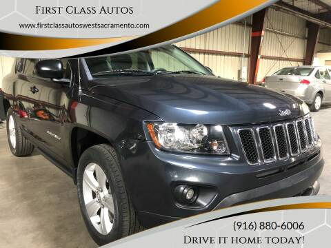 2015 Jeep Compass for sale at Car Source Center in West Sacramento CA