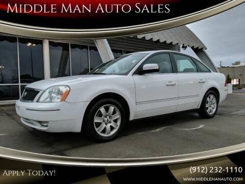 2005 Ford Five Hundred for sale at Middle Man Auto Sales in Savannah GA