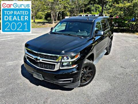 2015 Chevrolet Tahoe for sale at Brothers Auto Sales of Conway in Conway SC