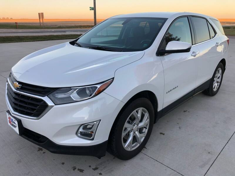2019 Chevrolet Equinox for sale at Karl Pre-Owned in Glidden IA