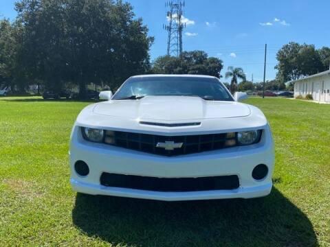2012 Chevrolet Camaro for sale at AM Auto Sales in Orlando FL