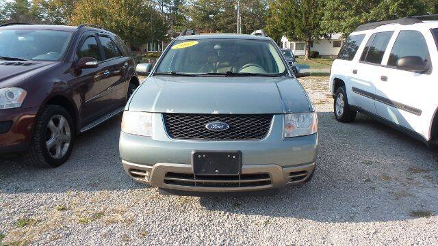 2007 Ford Freestyle AWD SEL 4dr Wagon - Nicholasville KY