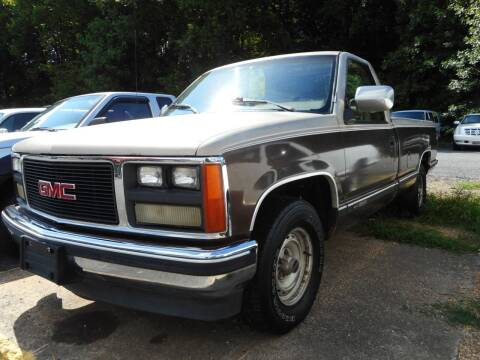 1988 GMC Sierra 1500 for sale at Super Sports & Imports in Jonesville NC