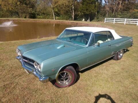 1965 Chevrolet Malibu for sale at Classic Car Deals in Cadillac MI