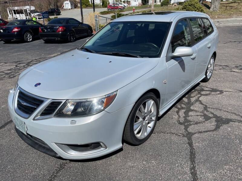 2008 Saab 9-3 for sale at Premier Automart in Milford MA
