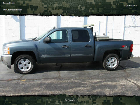 2012 Chevrolet Silverado 1500 for sale at Dunne Deals in Crystal Lake IL