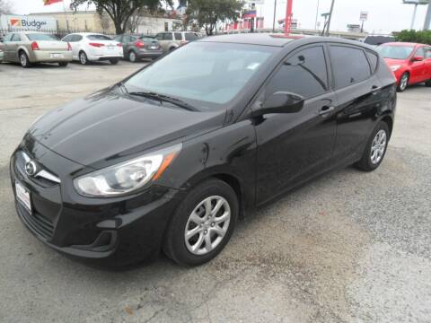 2014 Hyundai Accent for sale at Talisman Motor City in Houston TX