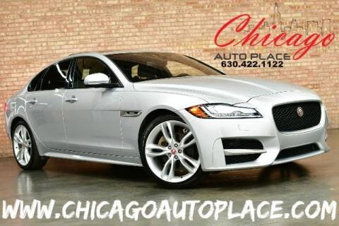 2018 Jaguar XF for sale at Chicago Auto Place in Bensenville IL