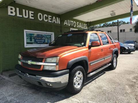 2005 Chevrolet Avalanche for sale at Blue Ocean Auto Sales LLC in Tampa FL