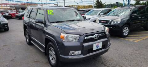 2012 Toyota 4Runner for sale at I-80 Auto Sales in Hazel Crest IL