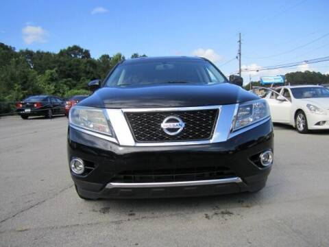 2013 Nissan Pathfinder for sale at Atlanta Luxury Motors Inc. in Buford GA