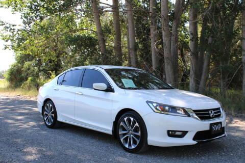 2015 Honda Accord for sale at Northwest Premier Auto Sales Kennewick in Kennewick WA